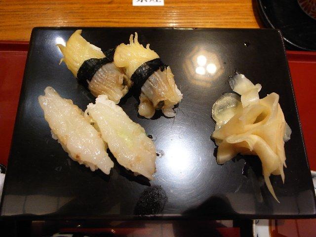 白貝(万寿貝) じゃえび
