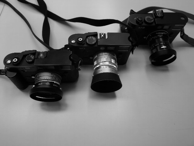 Leica M-6/M-7/M-8