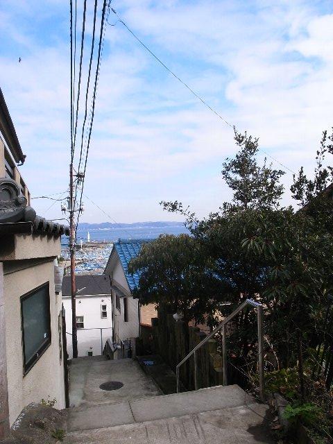 江の島散歩