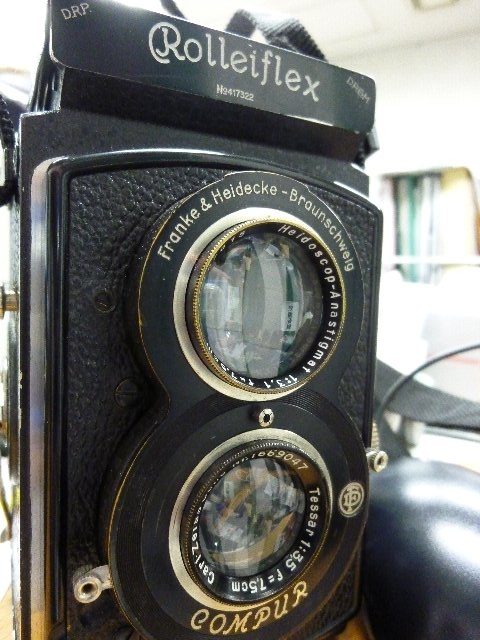 Rolleiflex Standard 3.5