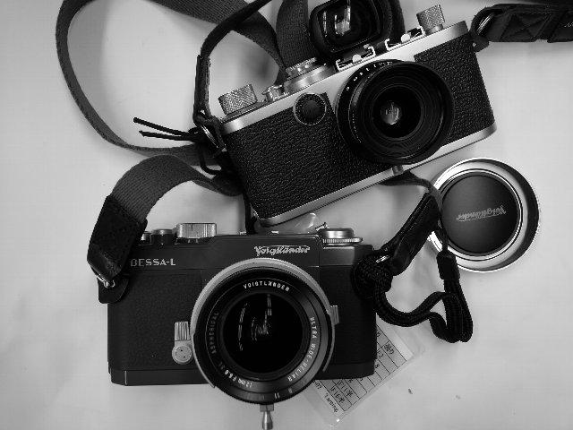 ノーファインダーカメラ