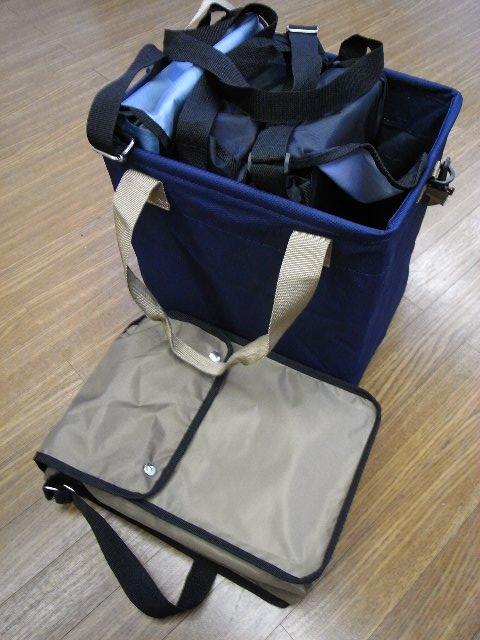 8×10ホルダーのケースAZバッグ