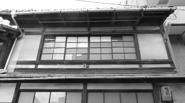 懐かしの京町家