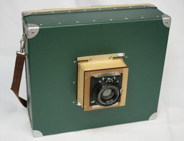 私の11×14カメラ