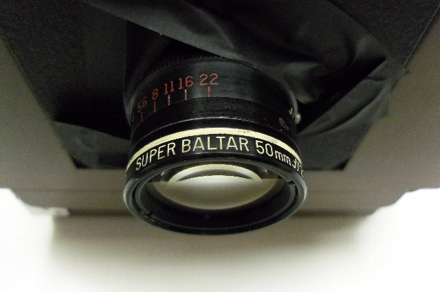 SUPER BALTAR 50mm f2.0