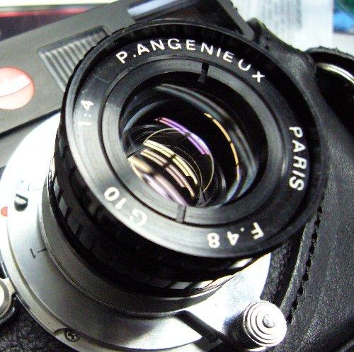 ANGENIEUX G-10 50mm