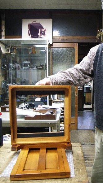 2006-12-23長岡製作所旧社屋にて