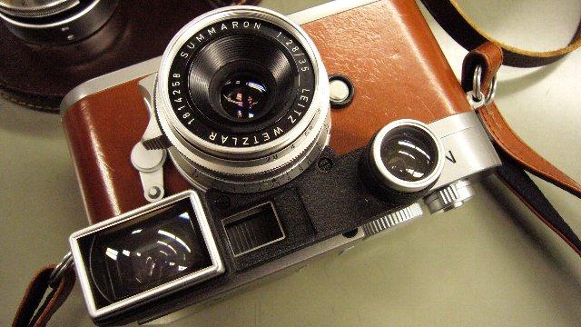 Leica M9+SUMMARON35mm f2.8
