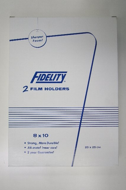 FIDELITY 2FILM HOLDERS