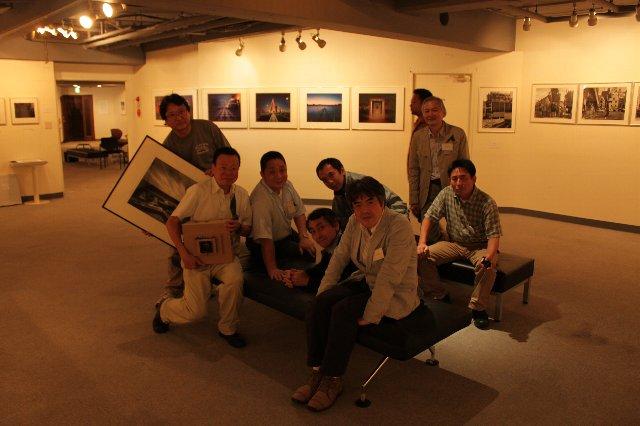 8×10カメラな仲間たち写真展
