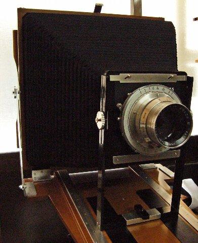 Original 11X14 Camera