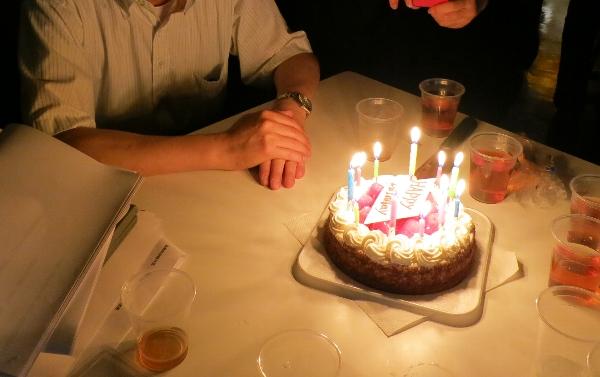 思いがけない誕生日