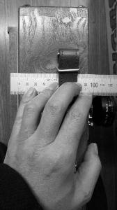 90mmの4X5レンズ