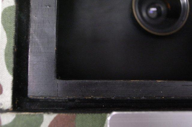 4X5カメラの構造