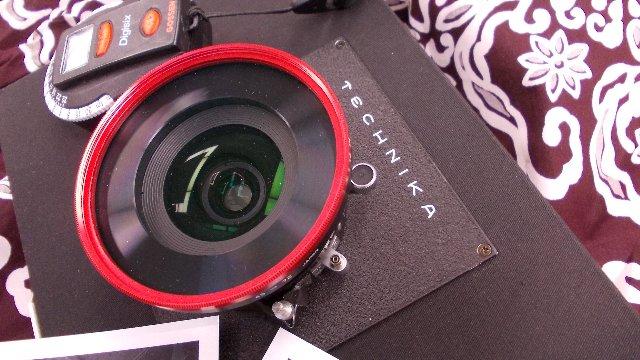 SUPERANGULON 47mmハンディカメラ