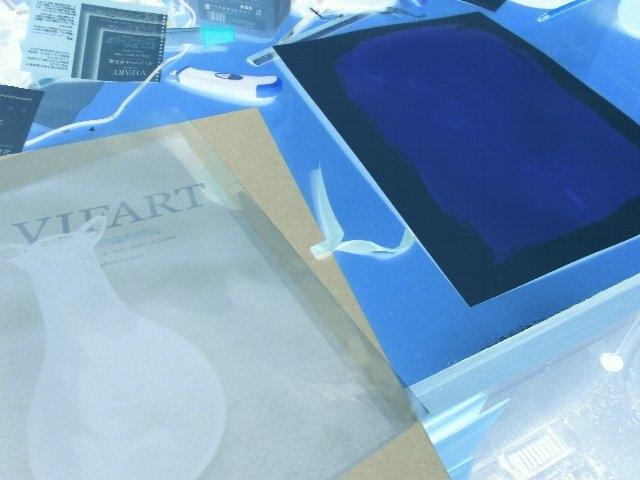 VIFART+cyanotype