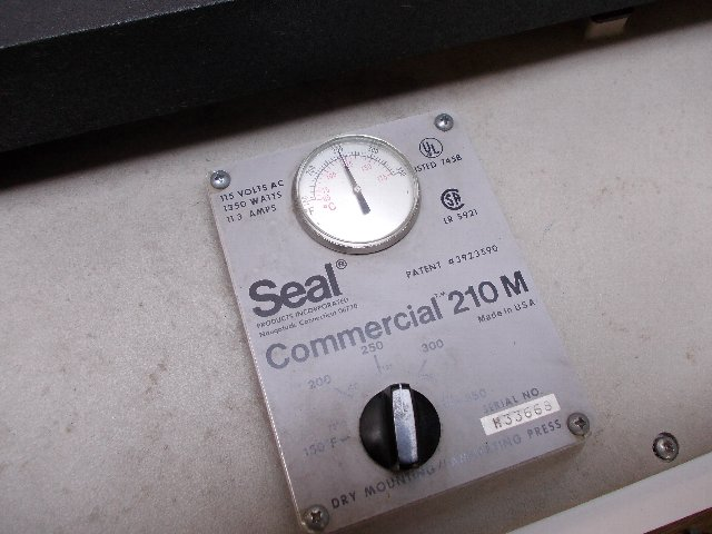 Seal Commercial 210M