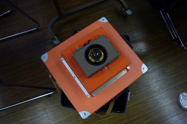 最新ハンディ8X10カメラ