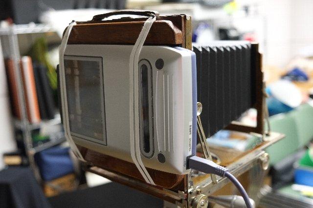スキャナーカメラ