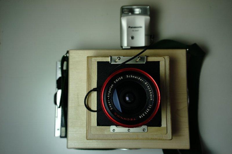 世界で一番新しい5X7カメラ
