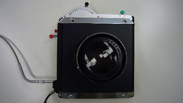 Skopar 240mm f4.5