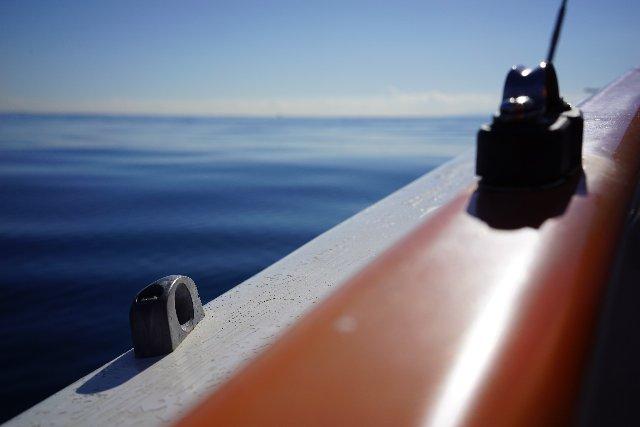 アルバトロス号からの景観