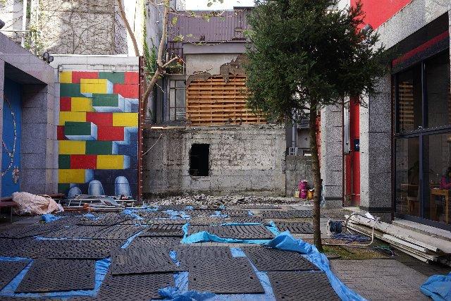 都市の荒廃