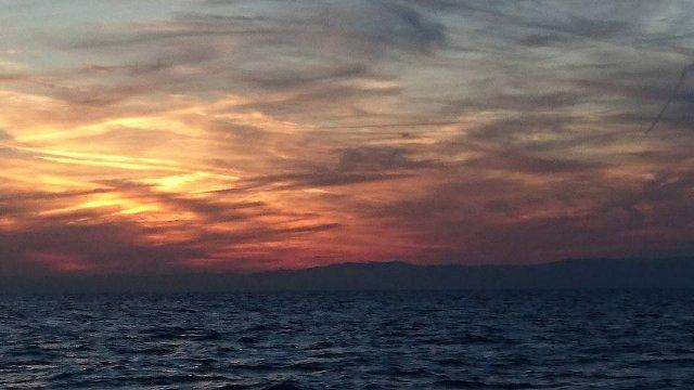海は心を浄化する