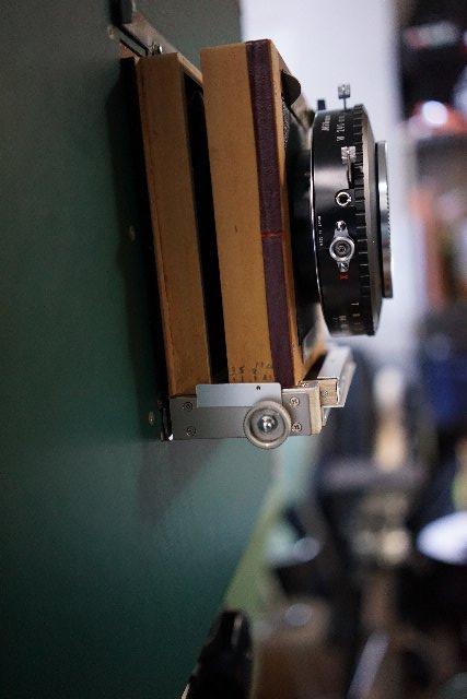 ハンディ11X14カメラを改造