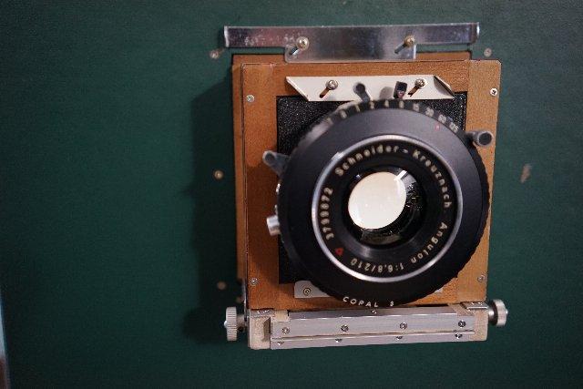 ハンディ11X14カメラ