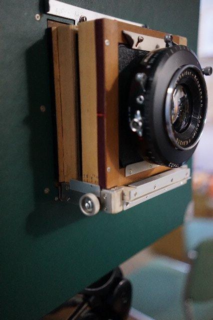 スローカメラはスローな改造