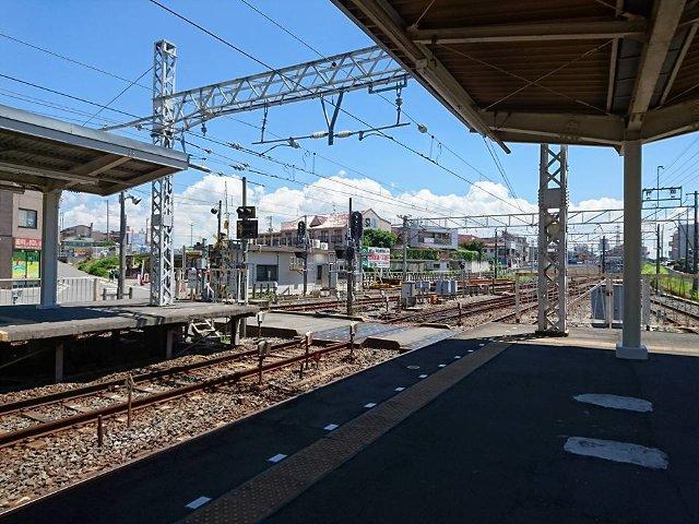 京成 東中山駅