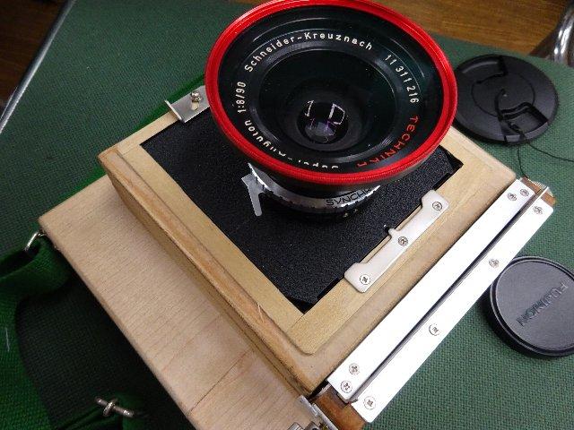 ハンディ5X7カメラ