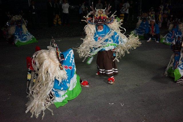 臼澤鹿子舞