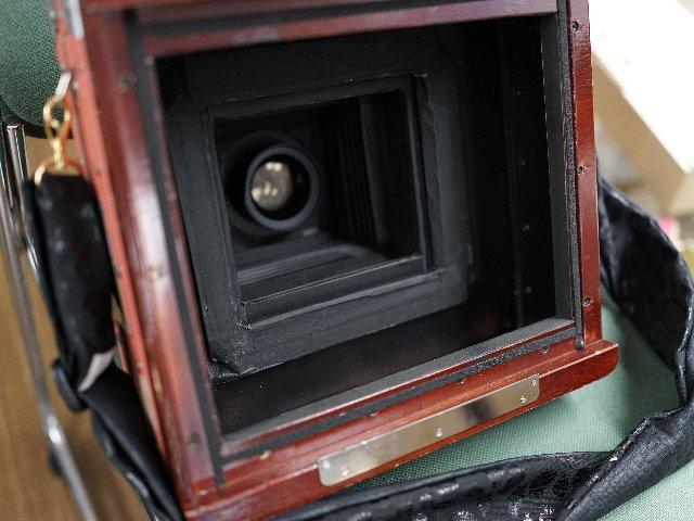 ハンディ8X10の内部