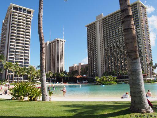 ※Hilton Lagoon