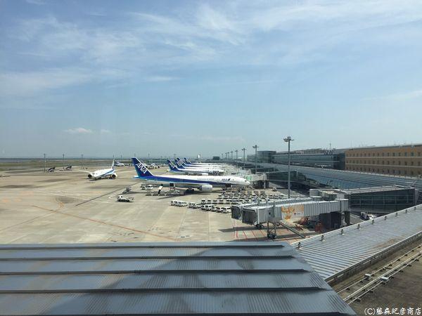 羽田空港第二ターミナル4階ラウンジ