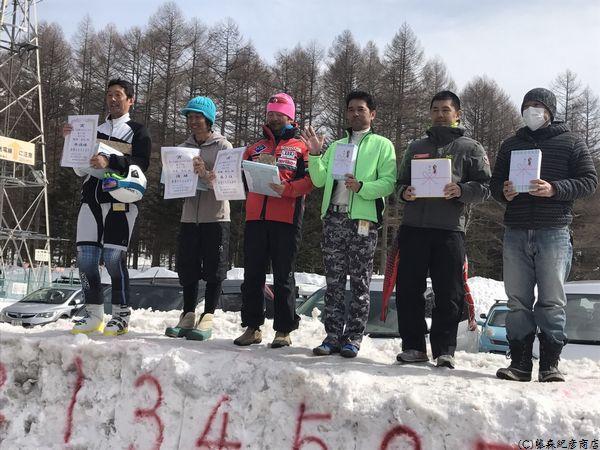 第54回湯の丸スキー大会