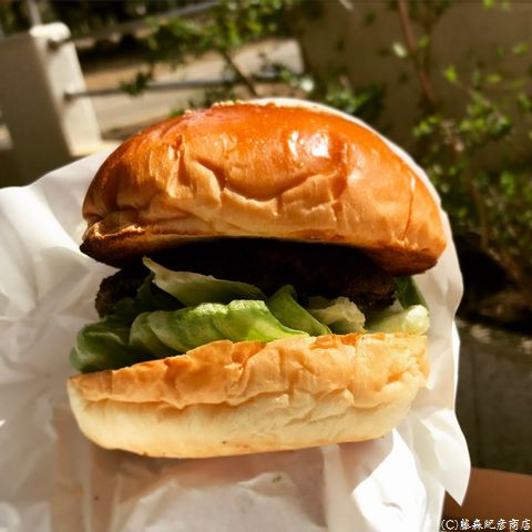 ARMS ハンバーガー