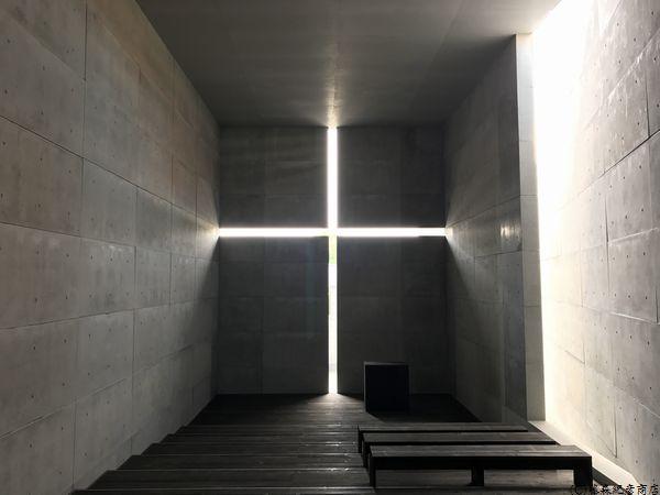 安藤忠雄 光の教会