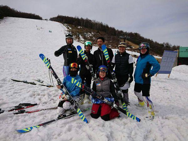 第26回住友連系スキー大会