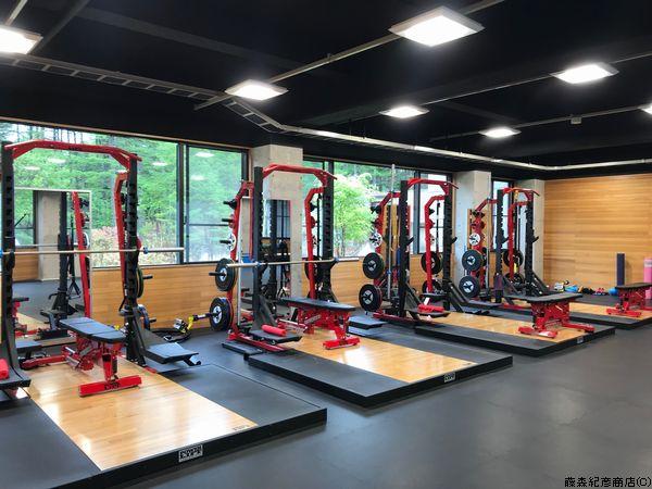 湯の丸高原高地トレーニング施設