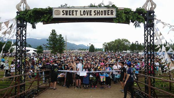 SWEET LOVE SHOWER 2019