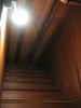 行き止まりの階段。