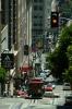 サンフランシスコはこんな坂道…
