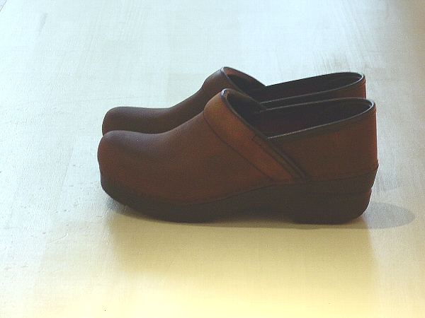 Dansko Professional Oiled Antique Brown