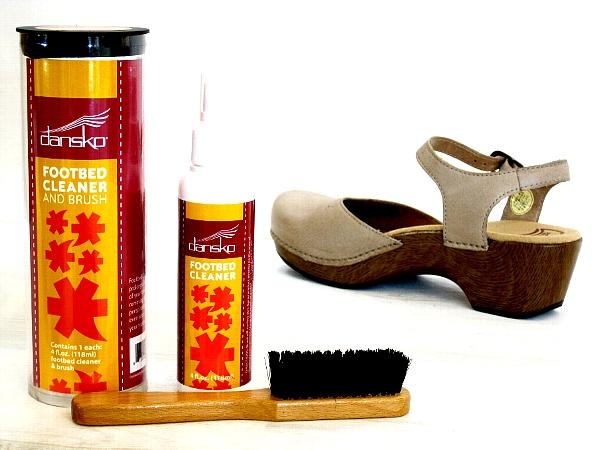 ダンスコ フットベッドクリーナー Dansko Footbed Cleaner