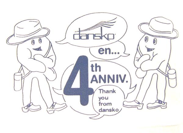 4th Anniversary Party 【dansko en...】