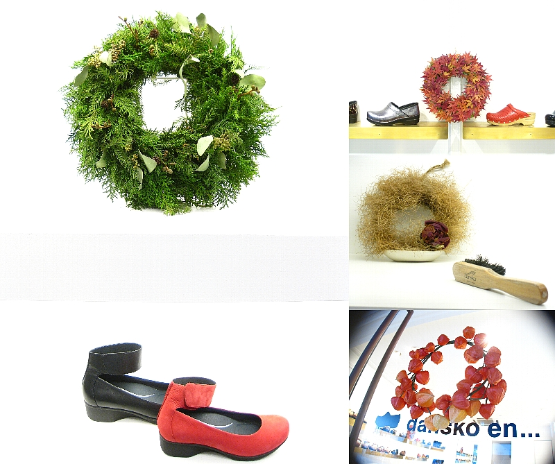 Christmas Wreaths 【dansko en...】