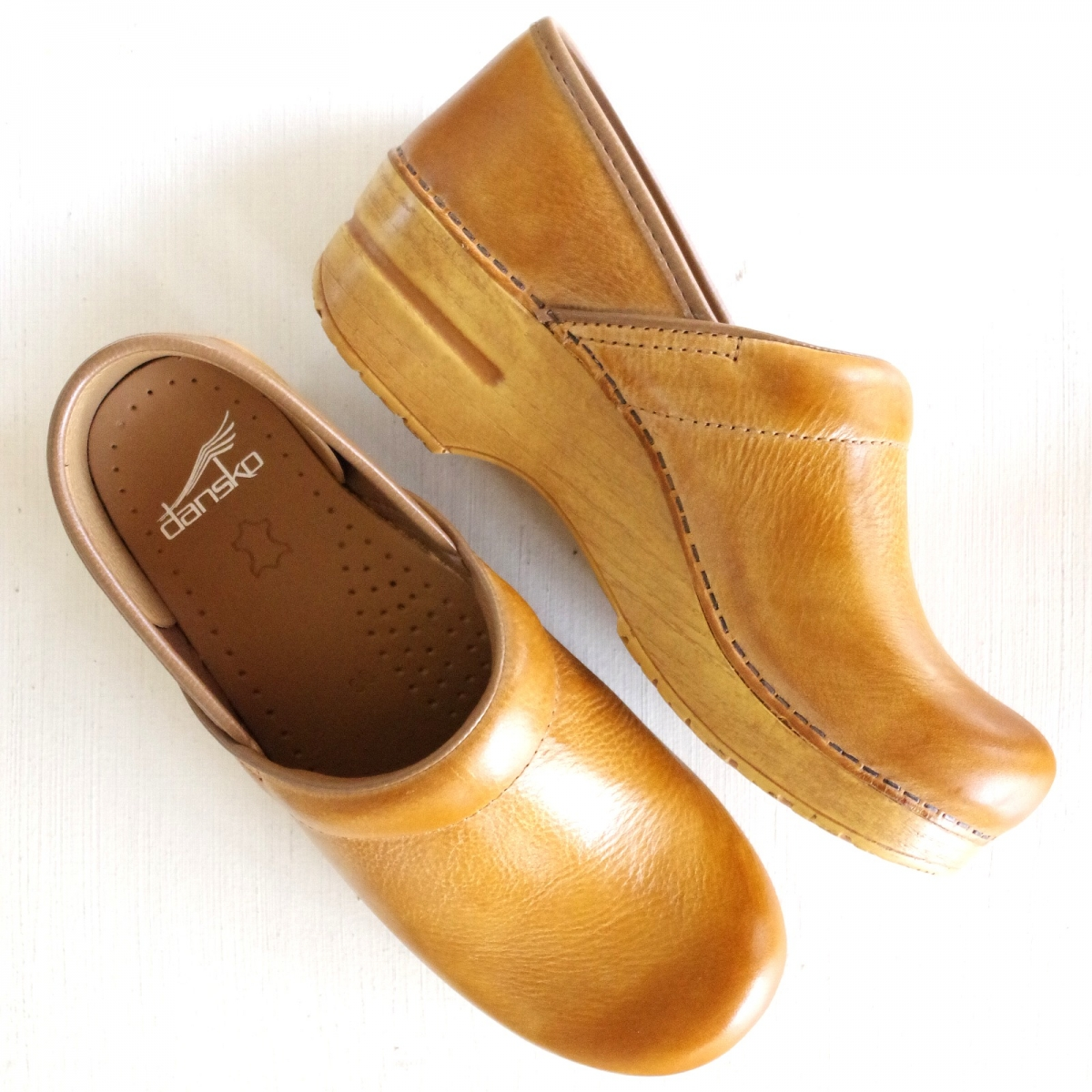 Professional Honey Dist / Natural Sole